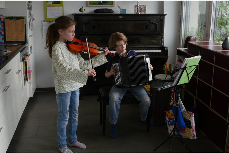 Du musst noch üben! – Dieser Satz verdirbt Kindern die Freude am Musizieren.