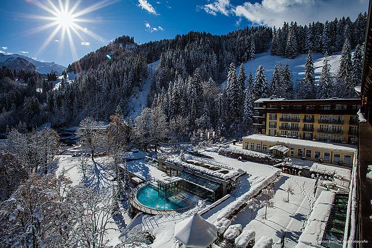 Luxuriöse Entspannung im Lenkerhof Gourmet Spa Resort