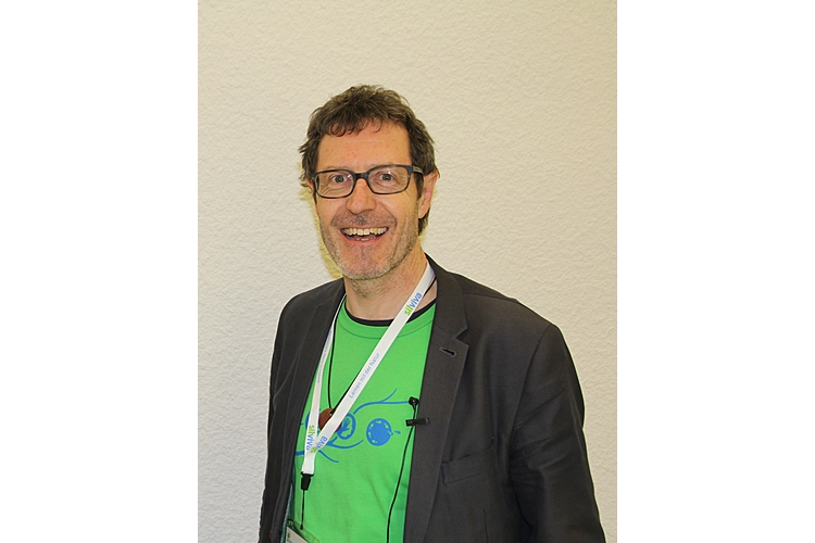Rolf Jucker ist Geschäftsleiter der Stiftung Silviva