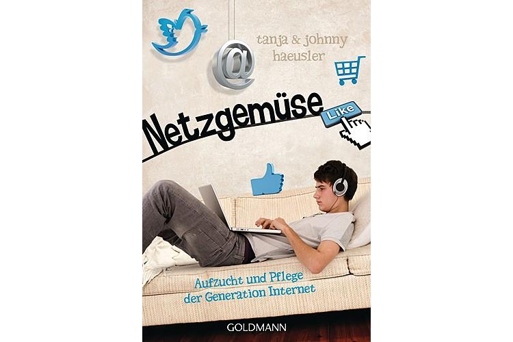 Johnny Haeusler, Tanja Haeusler: Netzgemüse. Aufzucht und Pflege der Generation Internet. Goldmann 2015, 320 S., ca. 15 Fr.Für einen entspannten Umgang mit den Medien in der Familie.