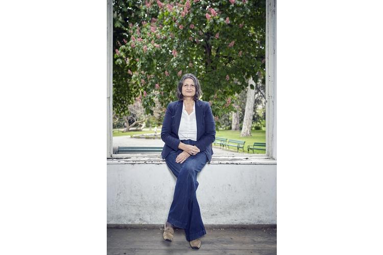 Die in Insbruck geborene Mariam Irene Tazi-Preve ist Professorin in den USA.
