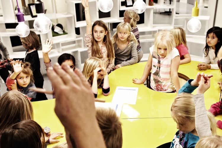 Utopie oder bald Realität? Keine Klassen, keine Stufen, keine Noten.