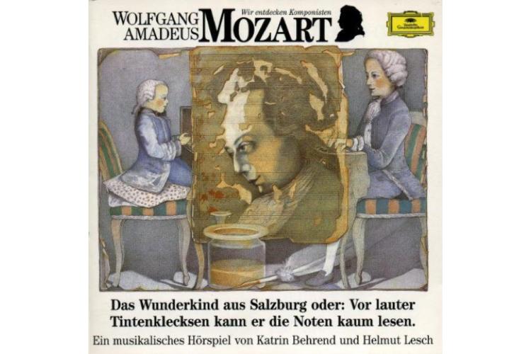 Wir entdecken Komponisten. Hörspiel-Reihe, Deutsches Grammophon, ca. 17 Fr. pro Folge
