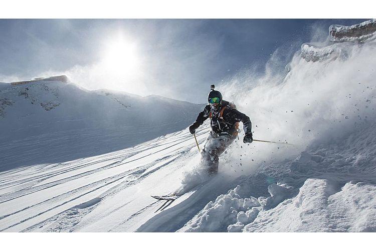 Schneespass: Freeriden auf dem Brienzer Rothorn