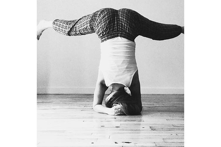 Yogahappiness