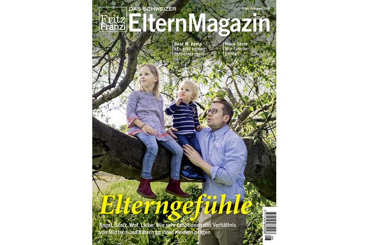 Weitere Familienberichte lesen Sie in der Printausgabe 07/08. Hier können Sie eine Einzelausgabe bestellen.