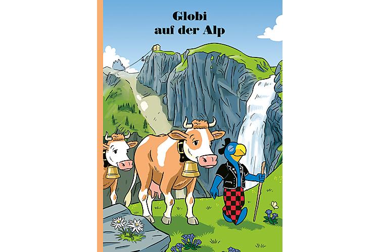 Weil Globi auf der Engstligenalp schon so viel erlebt hat, erscheint am 19. Juni auch ein Buch der Reihe Globi Klassik, welches dort spielt: Mit «Globi auf der Alp» kann man sich bestens auf einen Besuch im Berner Oberland einstimmen, ihn hinterher Revue passieren lassen – oder vor Ort auf einer Bergwiese liegend beim Lesen geniessen.Jürg Lendenmann: Globi auf der Alp. Globi-Verlag 2020,ca. 24.90 Fr. Das Buch ist auch im Globi Stübli (Talstation der Globi Luftseilbahn) erhältlich.