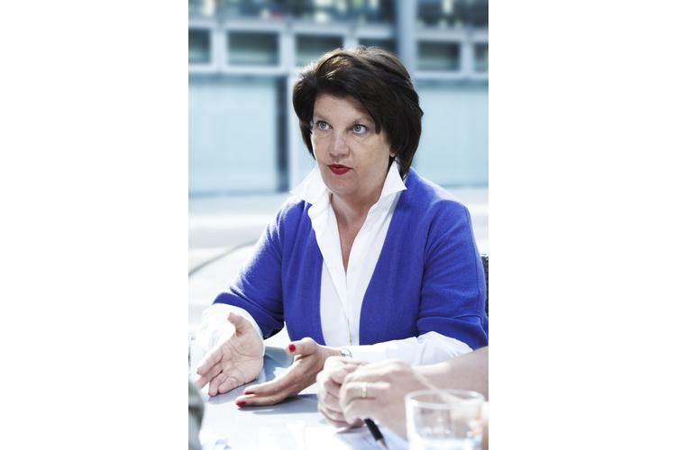 Maya Mulleist 62 Jahre alt, Organisationsberaterin, Mediatorin und Leiterin der Fachstelleelternmitwirkung.ch.