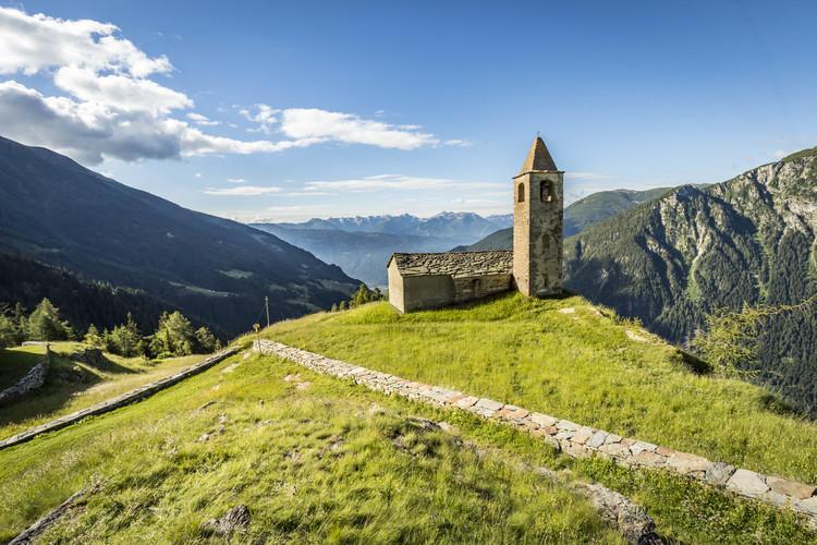 Schwelgen beim Ausblick von der einsamen Alpe San Romerio