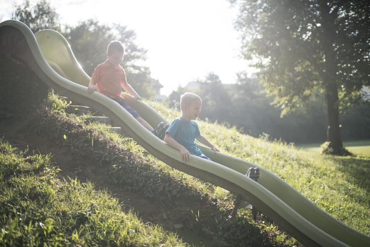 Als ein Kind auf dem Spielplatz sagte, Maél sei komisch, erwiderte Bruder Elias: «Dä Maél isch halt eifach de Maél.»