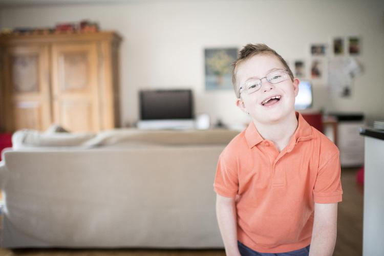 «Es ist schön, mit ihm Zeit zu verbringen», sagt Maéls Mutter. «Er gibt uns sehr viel zurück.»