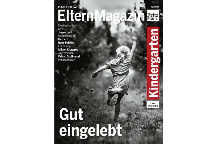 (1/2) Das «Kindergartenheft 1. Jahr/Frühling» mit dem Titel «Gut eingelebt» wendet sich an Eltern von Kindergartenschülern der ersten Klasse. Bestellen Sie jetzt Ihr Exemplar.