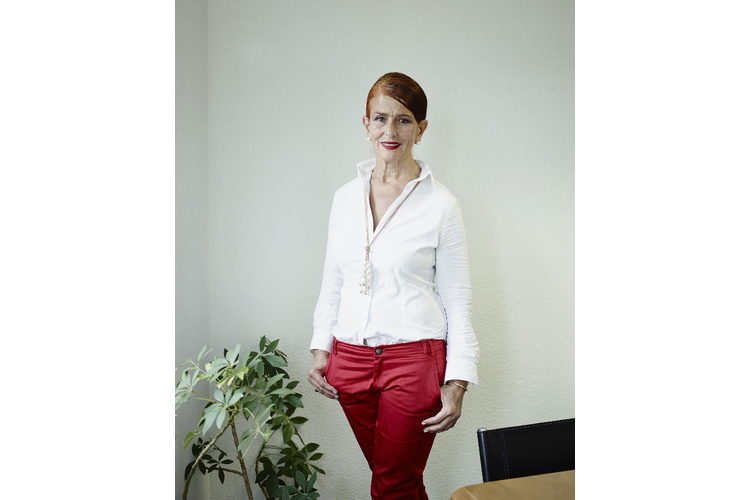 Sefika Garibovic stammt aus einer Familie mit starken Frauen. Von ihnen habe sie gelernt, stets Haltung zu bewahren.