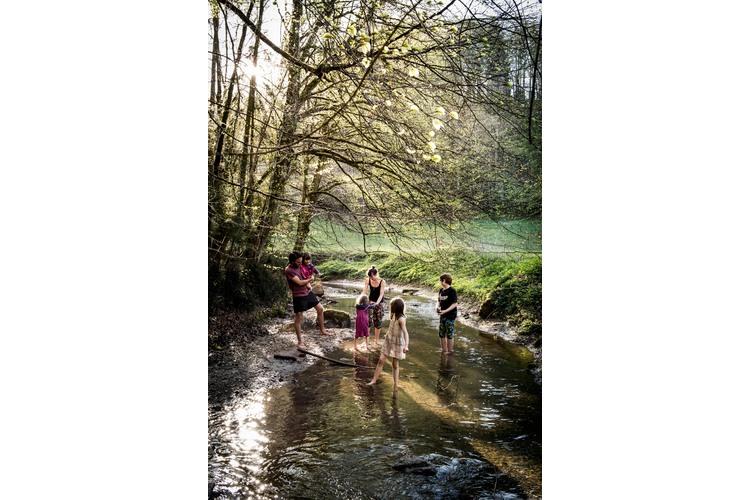 11/11 ...Familie Fluri/Bretscher kennt magische Orte zum durchatmen und loslassen.