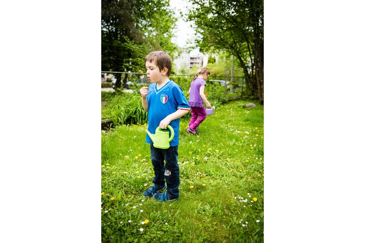 9/11 So können die Eltern ihren Kindern bei der Entschleunigung zusehen...
