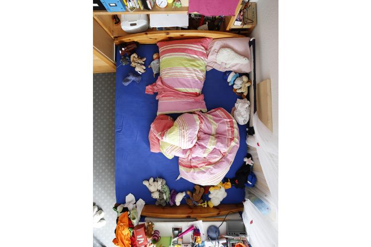Wenn ein Kind unter Schlafstörungen leidet, leidet meist die ganze Familie.