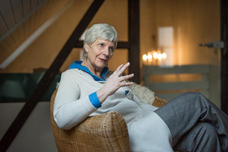 «Ich erlebe in meiner Praxis viele verzweifelte Eltern», sagt die erfahrene Therapeutin.