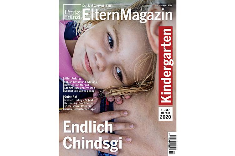 Platz 13Spezialheft Kindergarten 1. Jahr / 1 (Lesen Sie hier alle Artikel zum Thema Kindergarten)