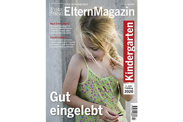 Platz 12Spezialheft Kindergarten 1. Jahr / 2 (Lesen Sie hier alle Artikel zum Thema Kindergarten)