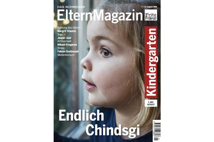 Das «Kindergartenheft 1. Jahr/Herbst» mit dem Titel «Endlich Chindsgi» wendet sich an Eltern von Kindergartenschülerinnen und -schüler des ersten Jahres. Expertinnen und Experten wie Margrit Stamm, Fabian Grolimund und Jesper Juul beschäftigen sich unter anderem mit diesen Themen: Welche Herausforderungen warten auf ein Kind im Kindergarten? Wie können Eltern ihr Kind bei diesem grossen Schritt unterstützen? Wie kommt das Kindergartenkind zu genügend Schlaf? Hier bestellen.