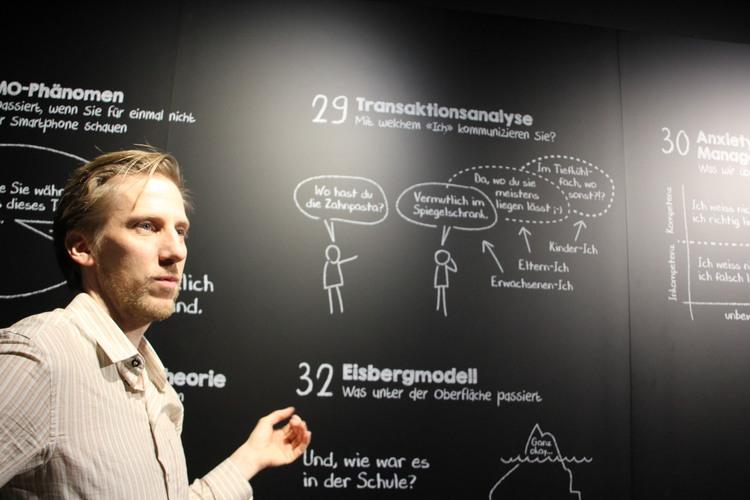 Gute Kommunikation ist einfach - in der Theorie. Die Umsetzung im Alltag ist aber schwierig, sagt Mikael Krogerus.