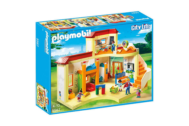 Die Playmobil KiTa Sonnenschein kostet ca. 70 Franken