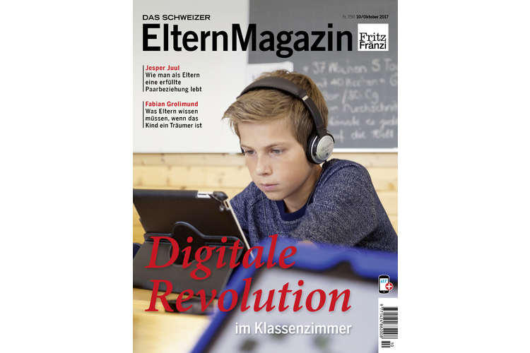 Unser Magazin im Oktober!