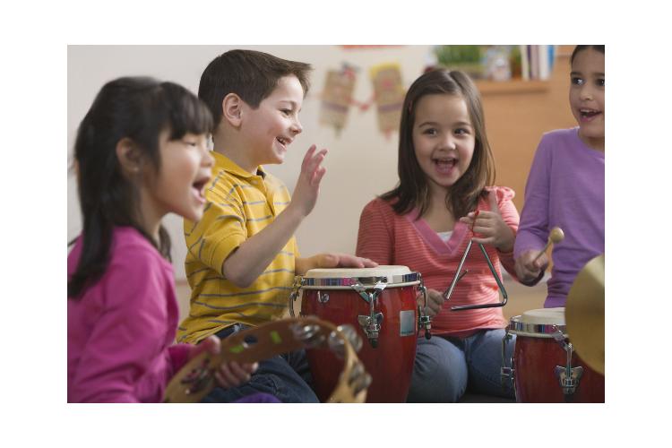 Musizieren bedeutet auch, sein Inneres nach aussen zu kehren.