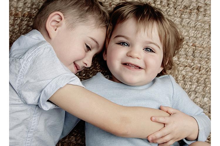 Luca und Luna können normal in die Kita.