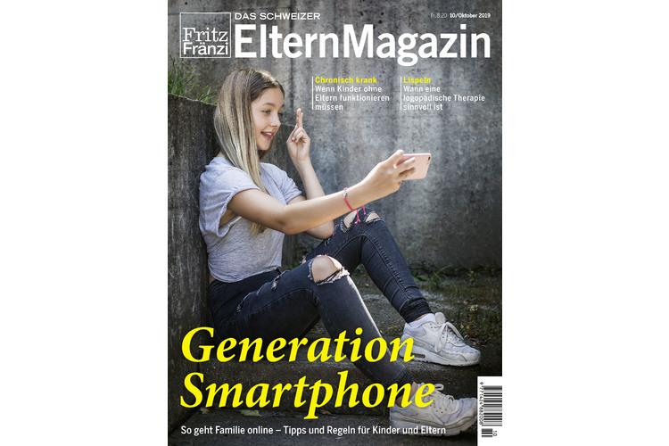 Wie finden Familien einen achtsamen Umgang mit Smartphone & Co., so dass sie dessen Vorteile geniessen können, ohne sich von ihnen abhängig zu machen? Diese Frage steht im Zentrum unseres 25-seitigen Dossiers «Generation Smartphone» in der Ausgabe 10/19. Sie können das Magazin jetzt bestellen.