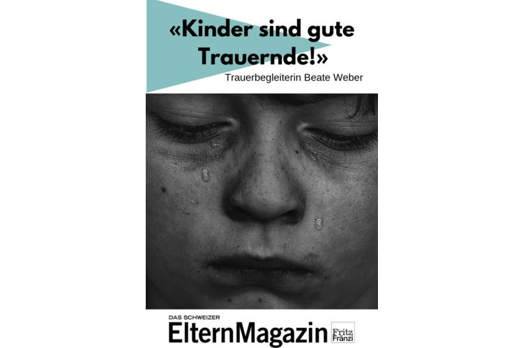 Artikel über trauernde Kinder ein andermal fertig lesen? Kein Problem. Pinnen Sie einfach dieses Bild und damit diesen Artikel auf ihre Pinterest-Pinnwand. Und folgen Sie auch unseren Pinnwänden auf Pinterest.