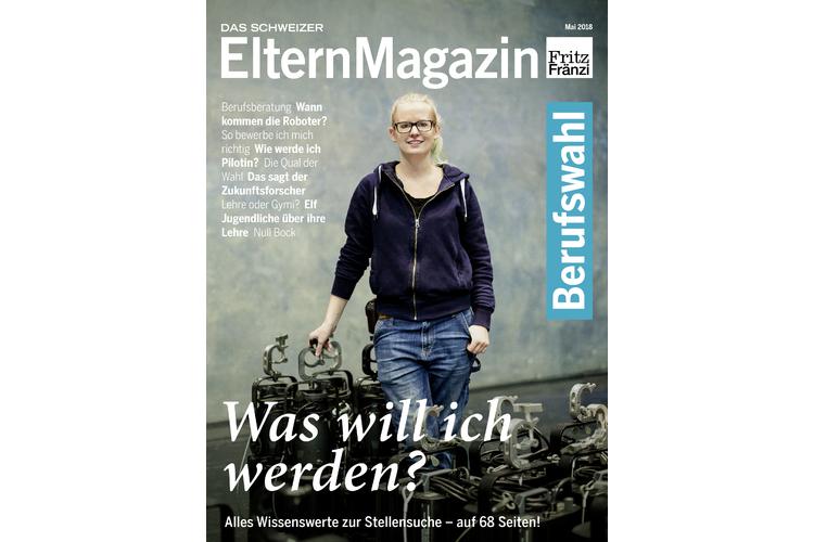 (2/2) ... das beiliegende Berufswahl-Spezial-Heft.