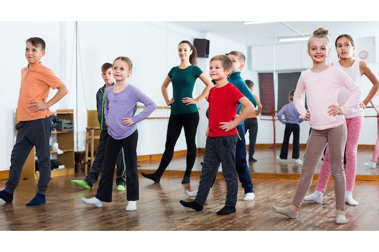 Ausbrechen aus dem Alltag – beim Tanzen fällt das Jugendlichen leicht.