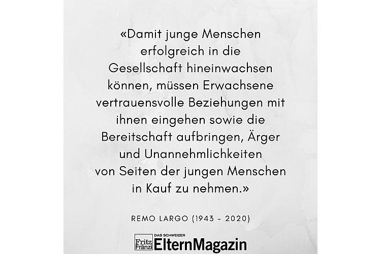 Remo H. Largo, Monika Czernin: Jugendjahre. Kinder durch die Pubertät begleiten. Piper Verlag München 2011, S. 330