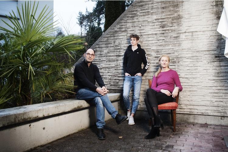Matthias Lehmann, Martina Kral, Sohn Tom: «Wir haben es geschafft, uns zu trennen, ohne dass die Elternschaft darunter leiden musste.»