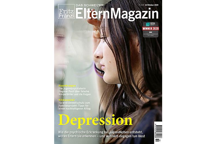 Platz 8Ausgabe 10: Depression (Lesen Sie hier das Online-Dossier zum Thema Depression)