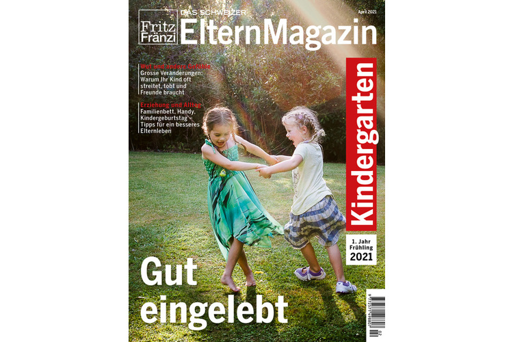 Dieser Artikel stammt aus dem «Kindergartenheft 1. Jahr/Frühling» mit dem Titel «Gut eingelebt» und wendet sich an Eltern von Kindergartenkindern der ersten Klasse. Bestellen Sie jetzt eine Einzelausgabe!