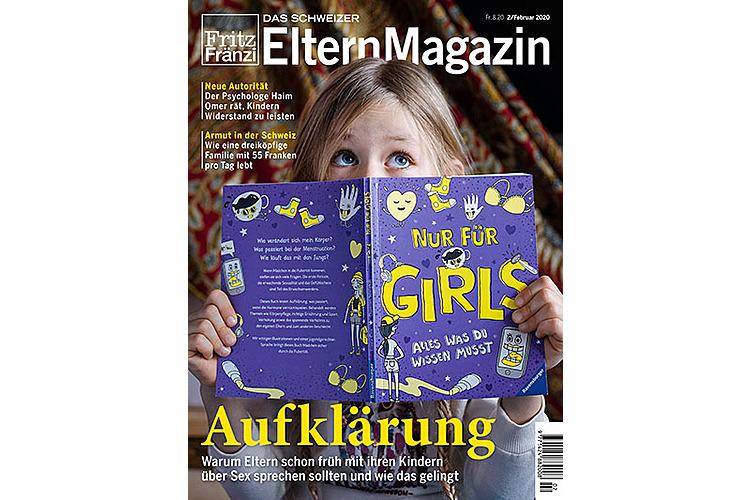Wann Kinder aufklären?Dieser Artikel stammt aus dem Dossier: «Die Sache mit dem Sex» zum Thema Aufklärung. Hier können Sie eine Einzelausgabe bestellen.