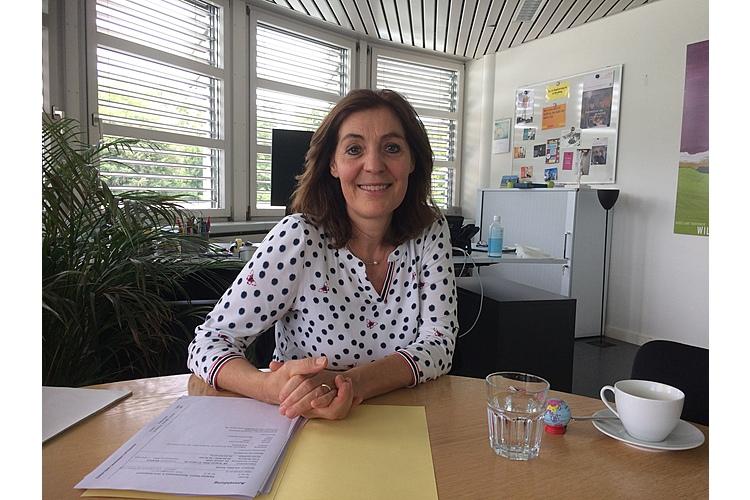 Berufsberaterin Nicole Fiechter (Bild: zVg)