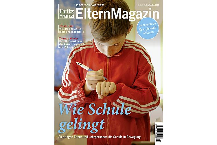 Ausgabe 9: Wie Schule gelingt