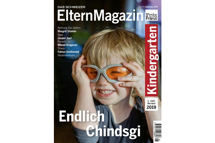 Der Eintritt in den Kindergarten ist ein grosser Schritt für Kinder und Eltern. Das ElternMagazin Fritz+Fränzi möchte Sie dabei begleiten und Ihnen mit mit unserem Kindergartenmagazin «Endlich Chindsgi» mit Rat und Informationen zur Seite stehen. Das Heft kann als Einzelausgabe hier bestellt werden.