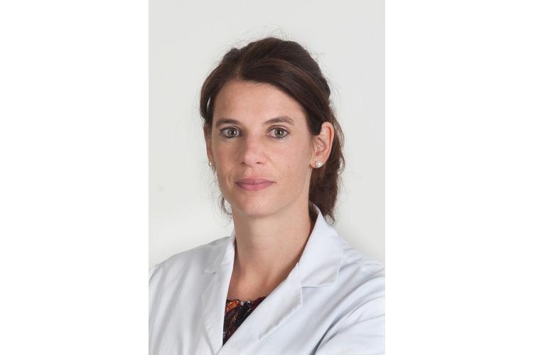 Dr. med. Kathrin Neuhaus ist Oberärztin am Universitäts-Kinderspital Zürich und stellvertretende Leiterin des Zentrums für brandverletzte Kinder, Plastische und Rekonstruktive Chirurgie. Bild: Universitäts-Kinderspital Zürich /Valérie Jaquet