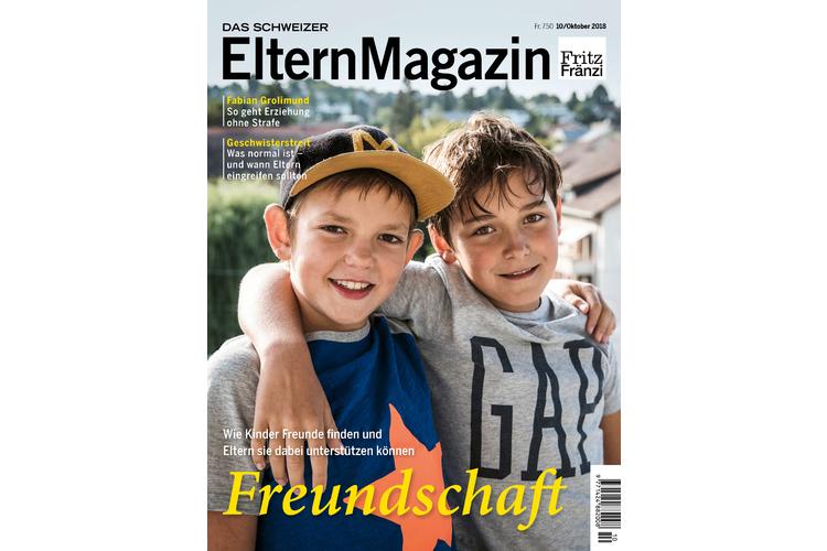 Platz 1: Ausgabe 10Dossier: Freundschaft