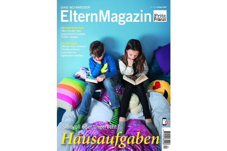 Unsere aktuelle Ausgabe ist ab dem 6. April am Kiosk.
