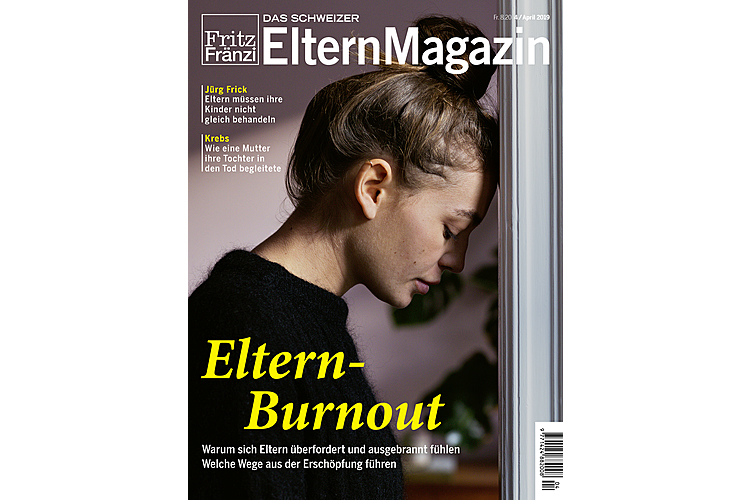 Ausgabe 4: Eltern-Burnout