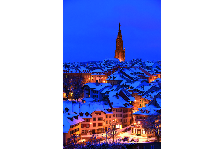 Die Altstadt von Bern steht seit 1983 auf der Liste der Weltkulturgüter der Unesco
