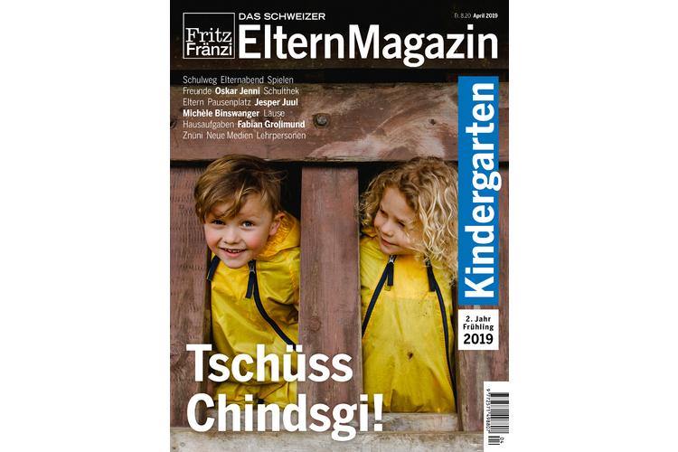 Dieser Artikel stammt aus unserem Kindergarten-Spezialheft «Tschüss Chindsgi» 04/19 mit Themen für Lehrpersonen und Eltern von Kindern im zweiten Kindergartenjahr. Eine Einzelausgabe kann hier bestellt werden.
