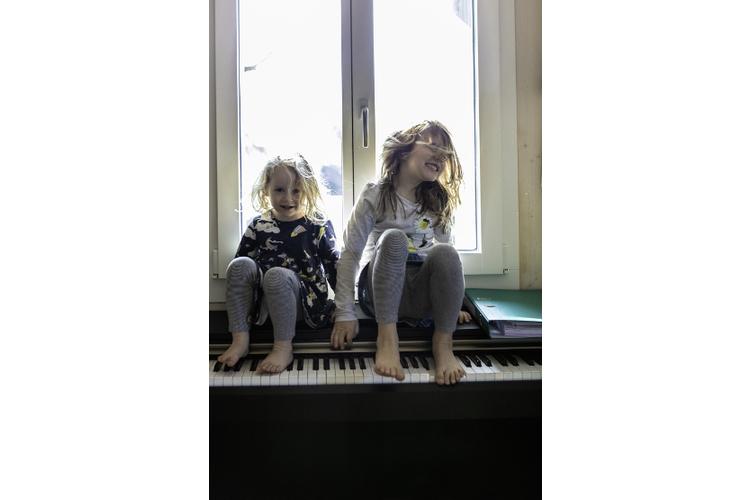 Damit die Kinder sie als Autoritäten anerkennen, müssen Eltern auch Autoritäten sein wollen.