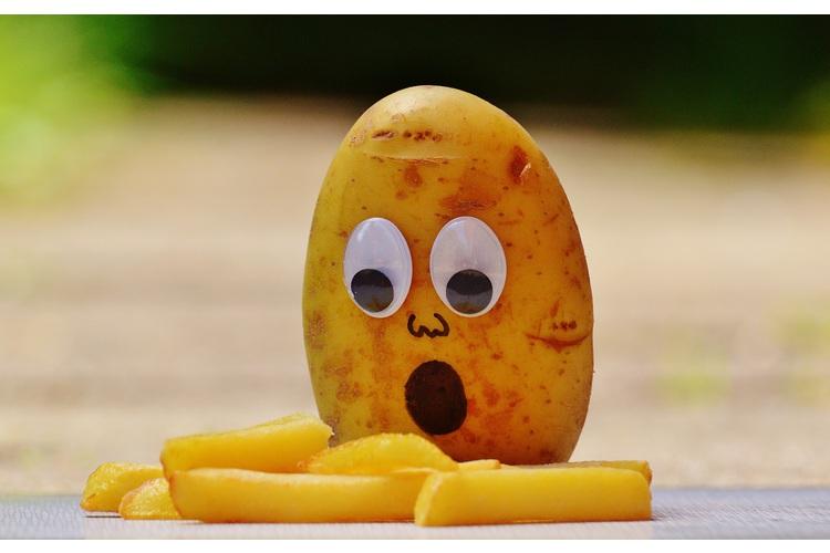 Pommes mit Ketchup sind übrigens kein Gemüse. Bilder: Pexels.com