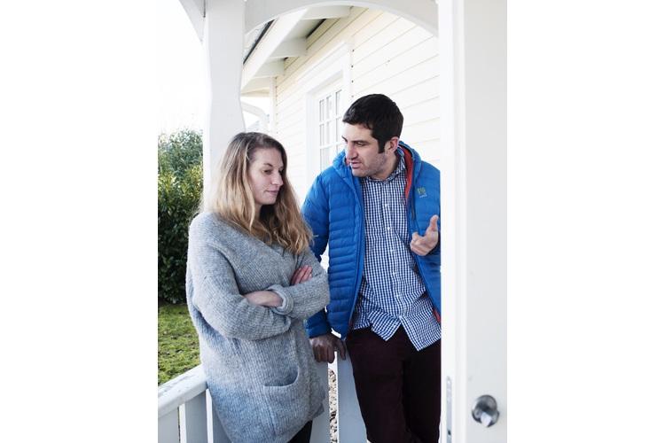 Marc Benninger mit Ex-Frau Karin: «Das Wichtigste ist, den Fehler bei sich und nicht beim anderen zu suchen.»
